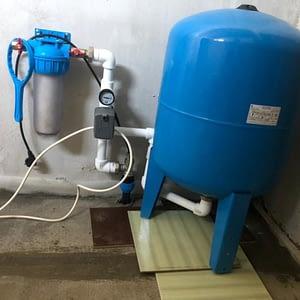 установка систем отопления для частных домов