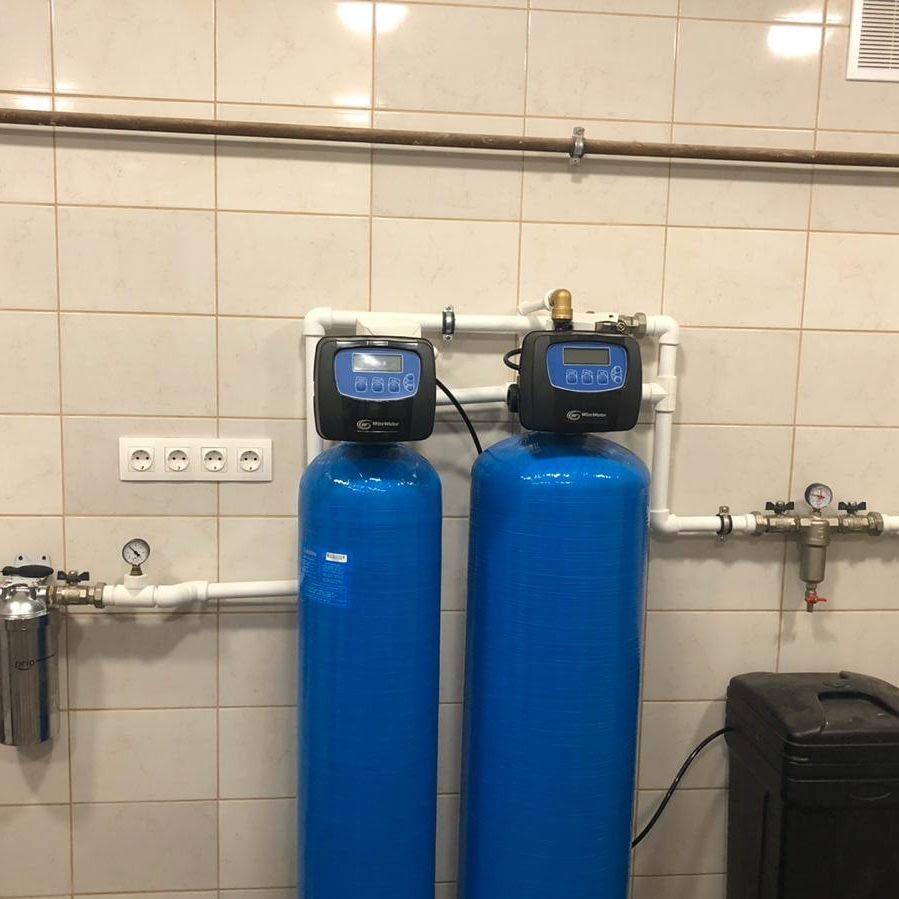 система отчистки воды